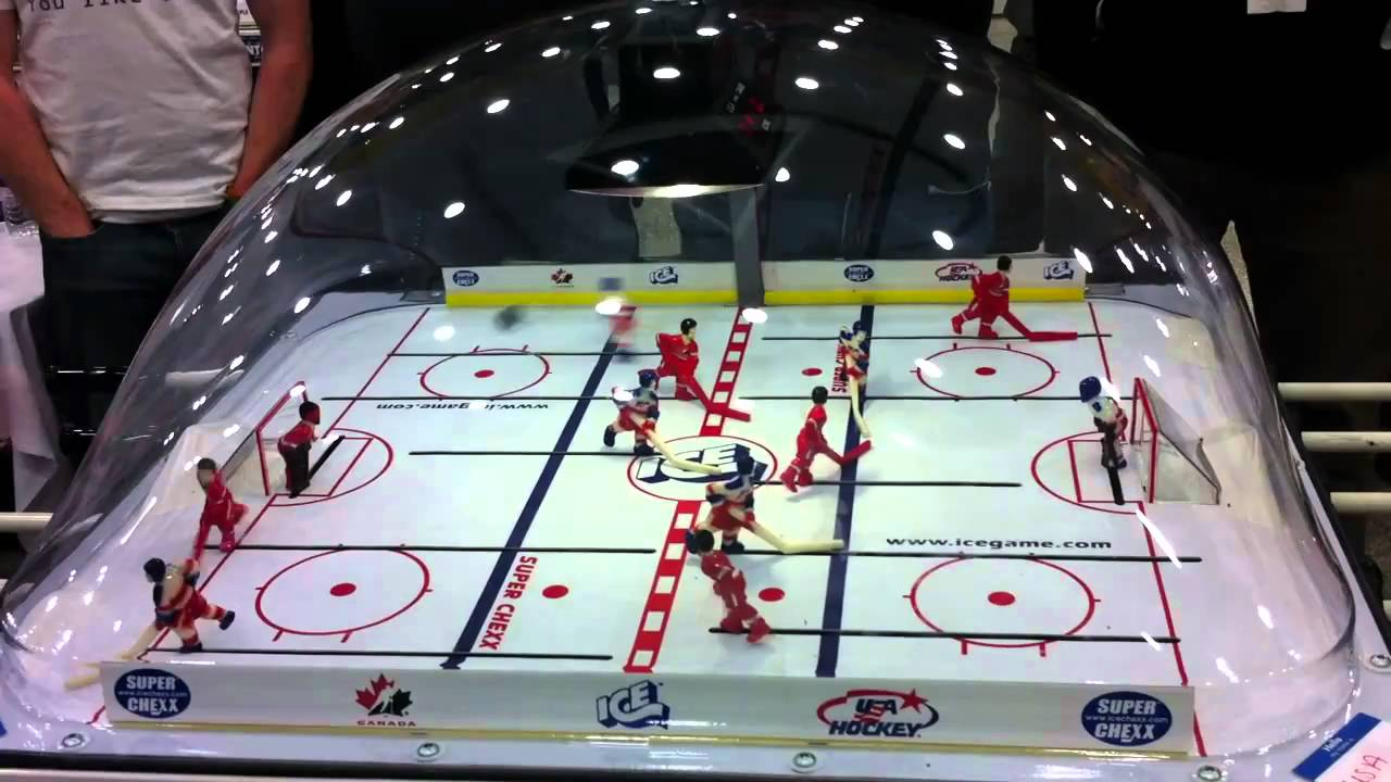 Singles Bubble Hockey Championship Dec 28 Buffalo - Game 2 ...