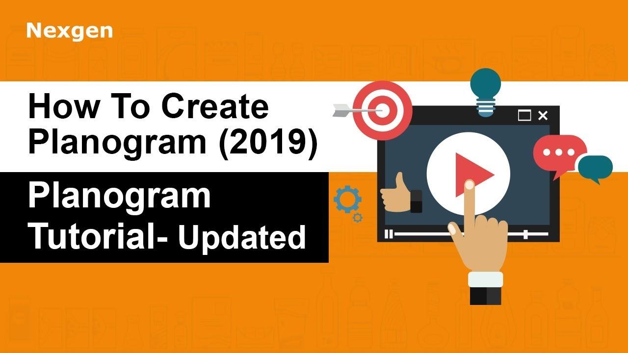 How to create planogram (2019) - Planogram Tutorial Updated