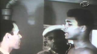 Muhammad Ali - Pre Liston Poetry & Highlights