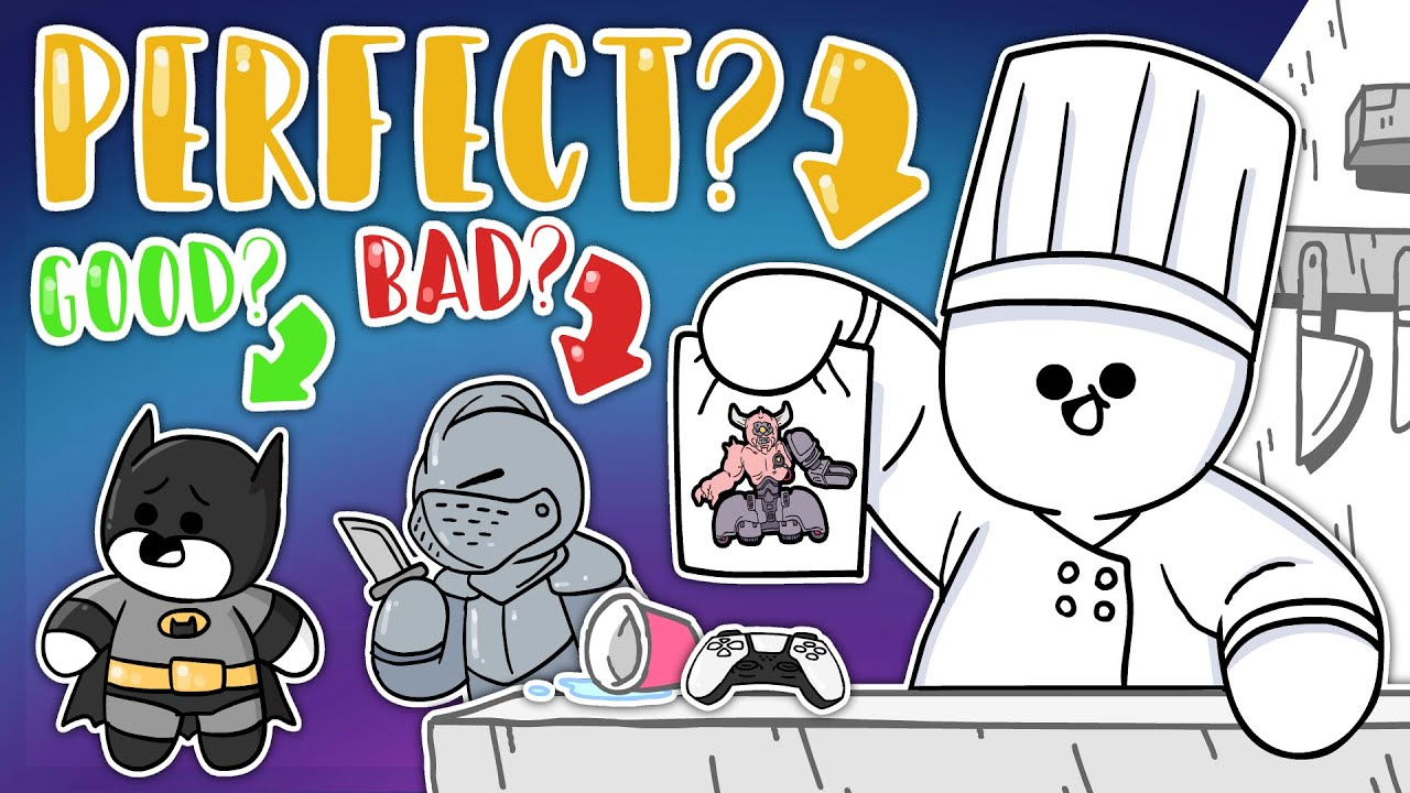 """What is """"Perfect"""" Video Game Combat?"""