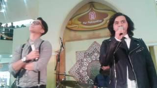 Yovie And Nuno - Tanpa Cinta   Mal Metropolitan Bekasi