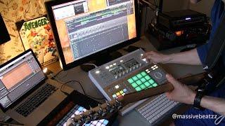 NI MASCHINE Automation & Live Mixing
