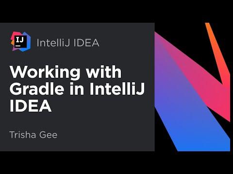IntelliJ IDEA Tutorial  Working With Gradle in IntelliJ IDEA