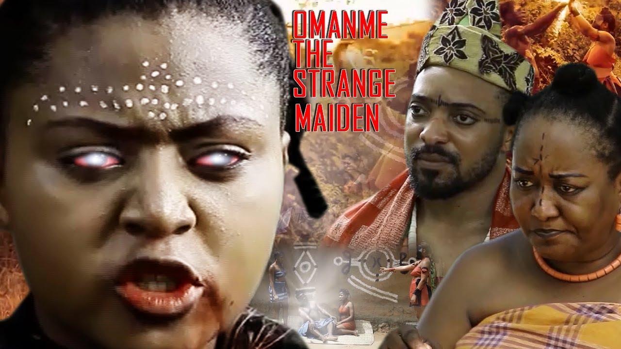 Download Omanme The Strange Maiden 3&4 -Regina Daniel's 2018 Latest Nigerian Nollywood Movie/African Movie Hd