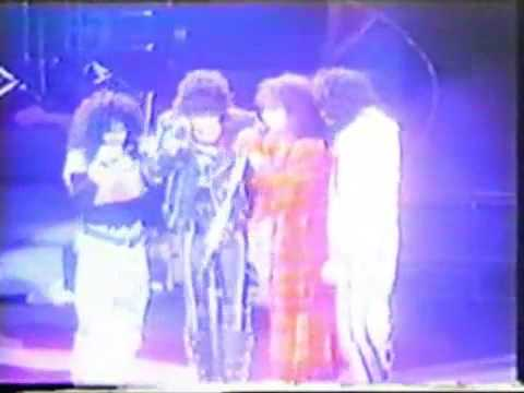 KISS - White Christmas Carol (partial) - Spectrum 1987