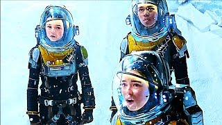 LOST IN SPACE Trailer # 3 (2018) Teen Survival Space Movie