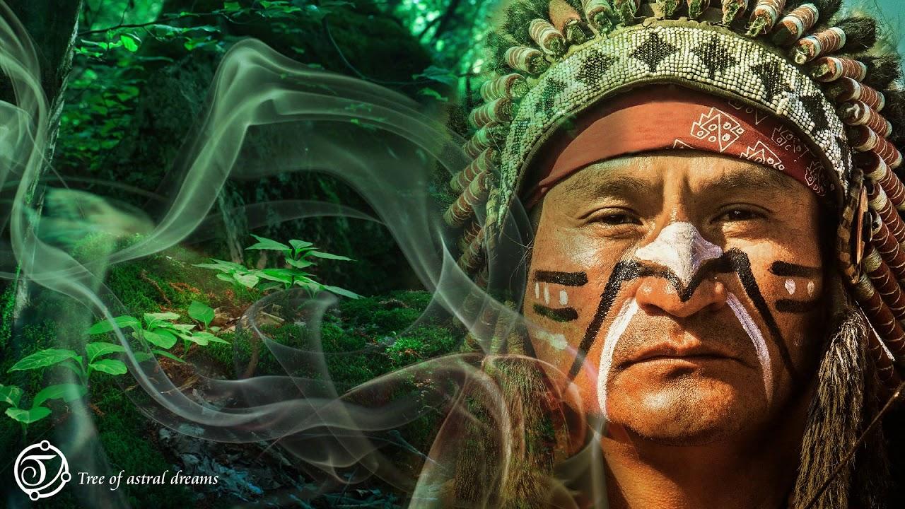 Shaman Drumming  - Ayahuasca Trance  852Hz