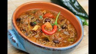 Comforting Homemade Chili #TastyTuesdays | CaribbeanPot.com