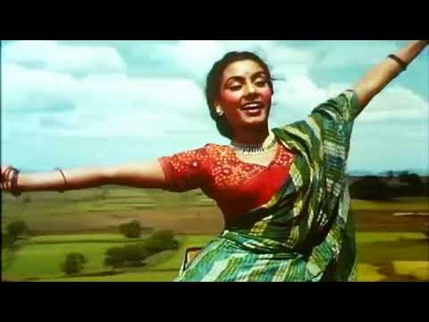 Aaj Mere Man Mein Sakhi HD Dolby Digital   Lata   Aan 1952   Music by tinku