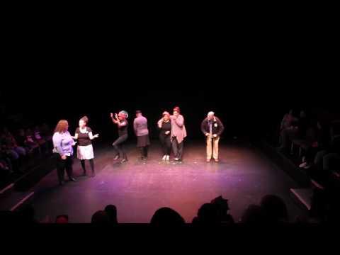 YMCA of Metropolitan Detroit Staff Talent Show - Y Arts Improv 2