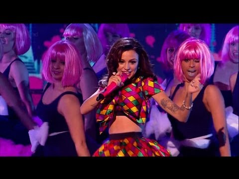 Cher Lloyd brings her swagger back - The X Factor 2011 Live Results Show 4 (Full Version)