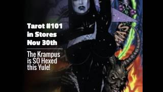 Tarot #101 : Krampus is SO Hexed this Yule