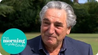 Jim Carter Reveals Whether a Second Downton Abbey Film Is on the Cards | This Morning