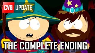 South Park: The Stick of Truth: COMPLETE ENDING [SPOILERS]