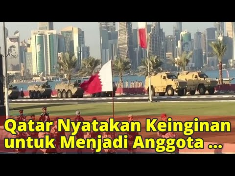 Qatar Nyatakan Keinginan untuk Menjadi Anggota NATO