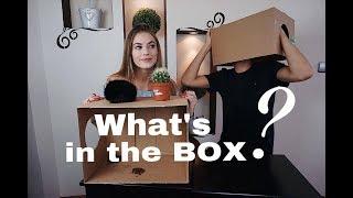 """What""""s in the BOX z bratem!"""