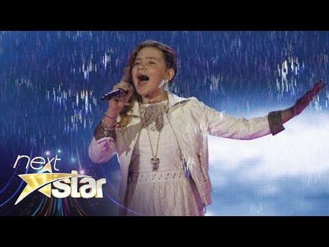 """Serena Rigacci   Whitney Houston   """"i Will Always Love You""""   Next Star"""