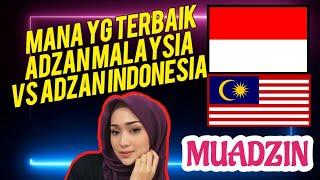 7 Adzan Mersu Malaysia Dan Indonesia | Fakta Unik