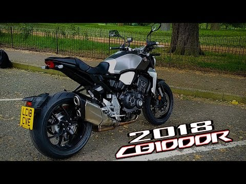 NEW CB1000R NEO SPORTS CAFE 2018 - Walkaround