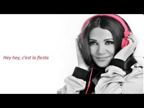 Diana Haddad Feat Zâd - La fiesta Paroles