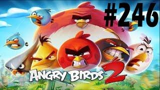 Angry Birds 2-Pigsyland Level-246 Three Star Walkthrough