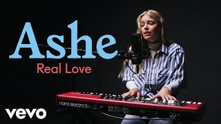 "Ashe - ""Real Love"" Official Performance & Meaning 