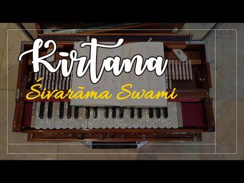 H.H Sivarama Swami - Kirtan at the home of Anil Agarwal