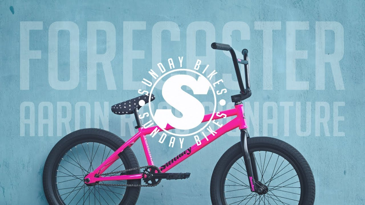 BMX / Sunday Bikes 2019 Forecaster - Aaron Ross Signature