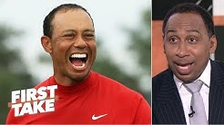 Tiger Woods' 'intimidation factor' made competitors crack under pressure - Stephen A.   First Take