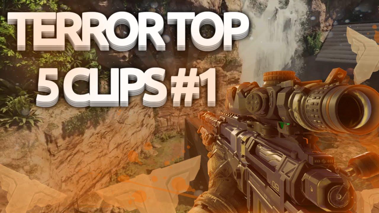 Terror: Top 5 Clips #1
