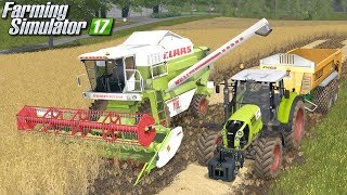 Żniwa jęczmienia - Farming Simulator 17 | #49