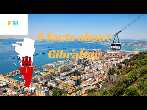 5 Facts about Gibraltar