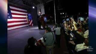 Headline: Cory Booker clinches Senate primary win in New Jersey