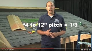 "Home Inspection Training Class: ""inspecting Roof Slope And Pitch"""