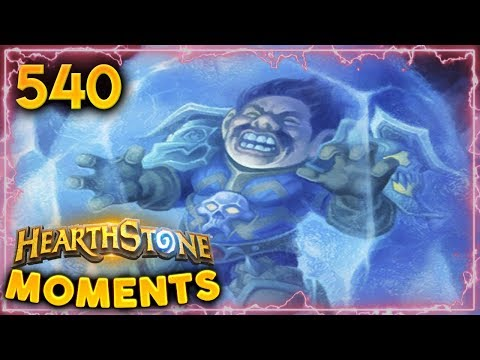 Hearthstone Is All About Skill!! | Hearthstone Daily Moments Ep. 540