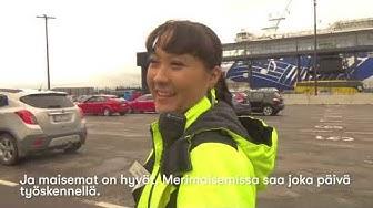 Silja Line Goes Tubekoulu 2019 - lähtöselvittäjien tubevideo