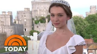 What Will Meghan Markle Wear At The Royal Wedding? | TODAY