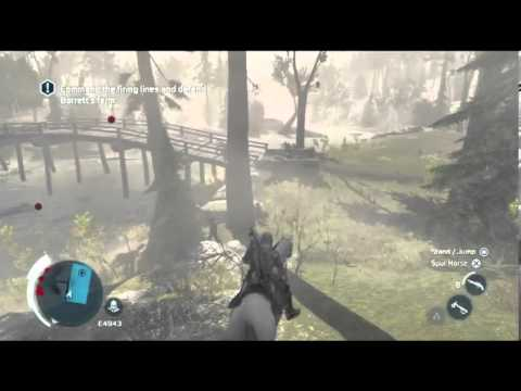Assassins Creed III (22) Frontier: Anticlimatic Battle at Lexington & Concord