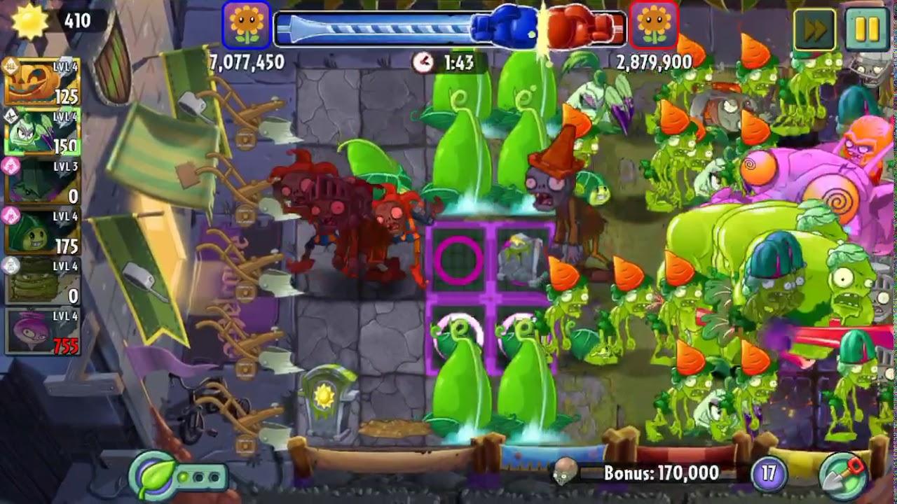 Dr Zomboss   BONUS GAMES   Plants vs Zombies - YouTube