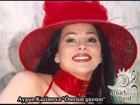 Aygun Kazimova   Omrum gunum (music:...