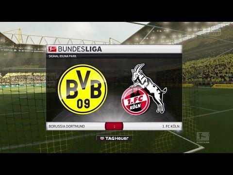 FIFA 17 Bundesliga Prognose   31. Spieltag: Borussia Dortmund - 1. FC Köln
