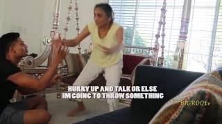 INSANE PREGNANCY PRANK ON INDIAN MOM!!