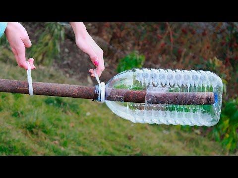 видео: 5 Идей из 5 литровых пластиковых бутылок/5 ideas about reusing 5 liter plastic bottles