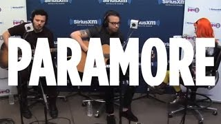"Paramore ""Still Into You"" Live @ SiriusXM // Hits 1"