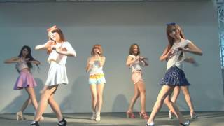 「Like You ♡ Anyway」リリース記念イベント 「AIRPORT WALK 」