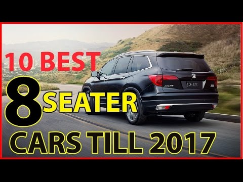 10 Best 8 seater car till 2017 | Best passenger SUVs