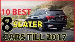 10 Best 8 seater car till 2017   Best passenger SUVs