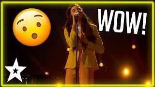 Beautiful Voice Sings Incredible Song on America's Got Talent: The Champions 2020 | Kids Got Talent