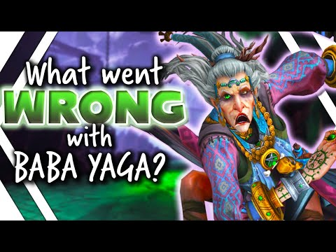 SMITE: What Went Wrong With Baba Yaga?