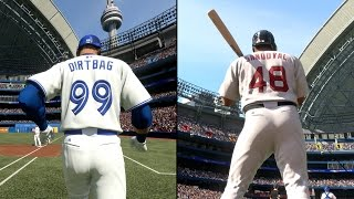 MLB 15 The Show - Road To The Show #21 - Big Bats On Display